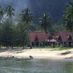マレーシア・ティオマン島