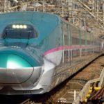 新幹線E5系・はやぶさ