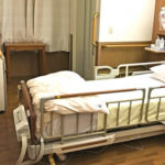 個室の病室